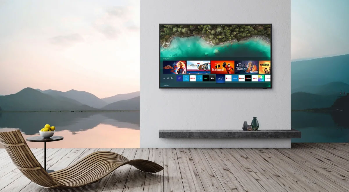 Samsung The Tarrace TV