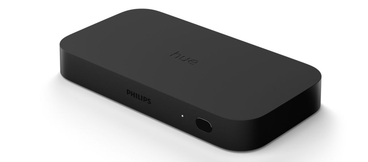 Philips Hue Play HDMI Sync Box Voorkant