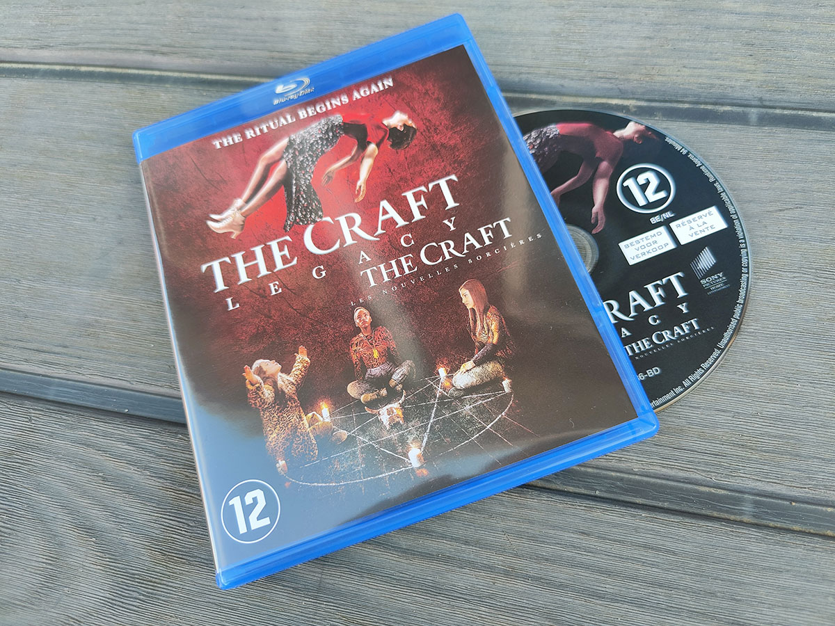The Craft: Legacy op Blu-Ray