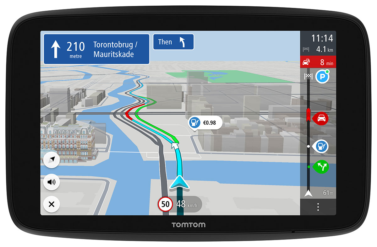 TomTom Go Discover 7 Inch