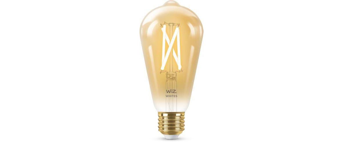 Wiz Filament klassieke E27 WiFi lamp