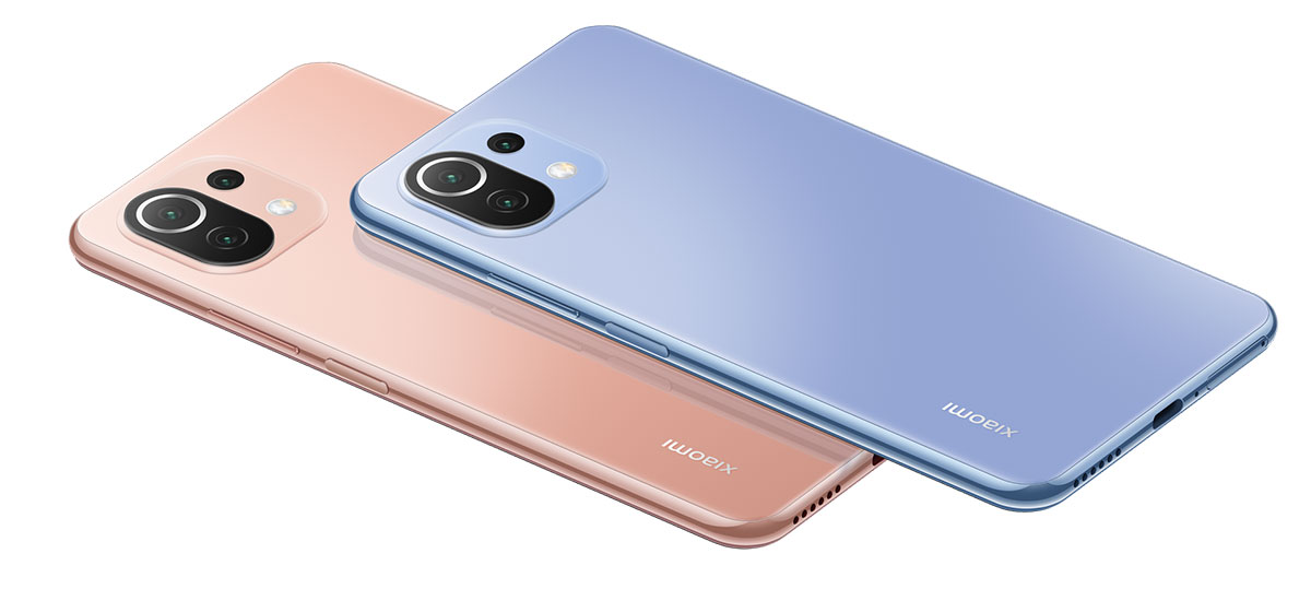 Xiaomi Mi 11 Lite (5G)